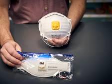 Mondkapjes vliegen de bouwmarkten uit vanwege coronavirus: 'Ze zijn uitverkocht'