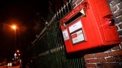 Bpost schrapt elf rode brievenbussen
