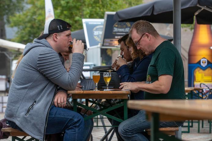 Bierfestival Gerstenat in Valkenswaard.