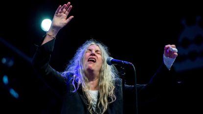Keane en Patti Smith komen naar Grote Kaai