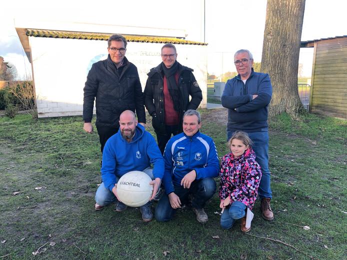 Krachtbalclub Sporting Brugge.