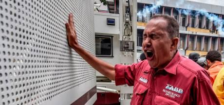 Au Venezuela, un député d'opposition obligé de se réfugier dans une ambassade