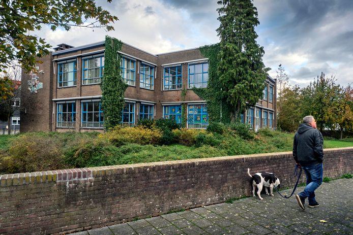 De Groen van Prinstererschool in Sliedrecht.