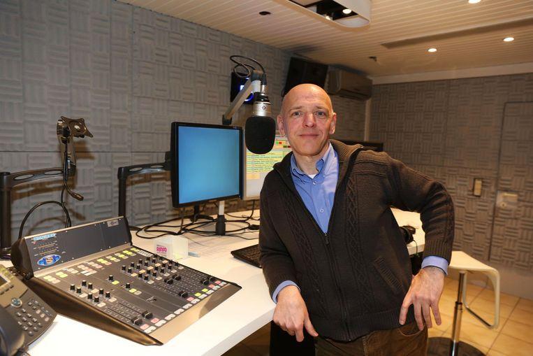 Rudy De Saedeleir.