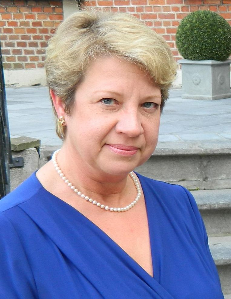 Nicole De Munter.