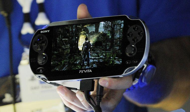 PlayStation Vita Beeld null