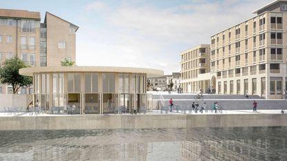 60.000 euro naar studie en ontwerp van paviljoen