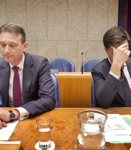 VVD-prominent na affaire-Zijlstra: 'Rutte blijft z'n mensen soms te lang steunen'