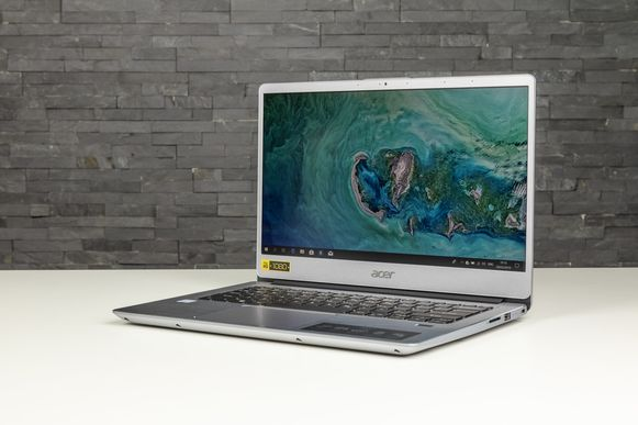 Het beste basismodel is inmiddels een klassieker: de Acer Swift 3.
