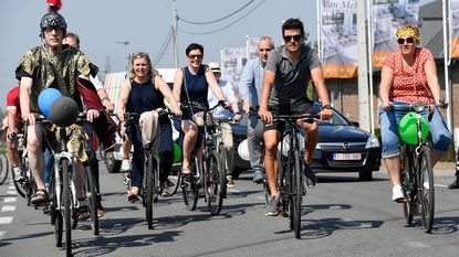 Massa eist veilig fietspad op N446