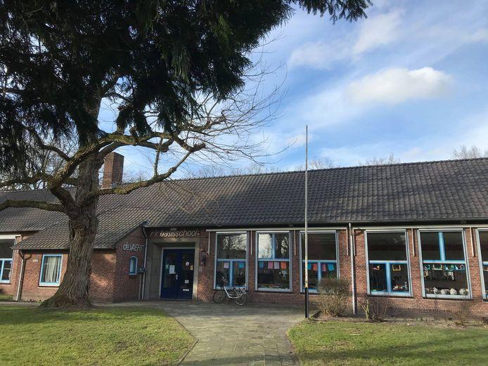 Het pand van basisschool De Vaert aan de Van Heeswijkstraat in Kaatsheuvel voldoet al jaren niet meer aan de eisen van deze tijd.