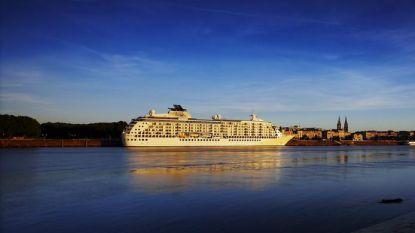 150 miljonairs (en twee Belgische koppels) leven op 'geheim' cruiseship