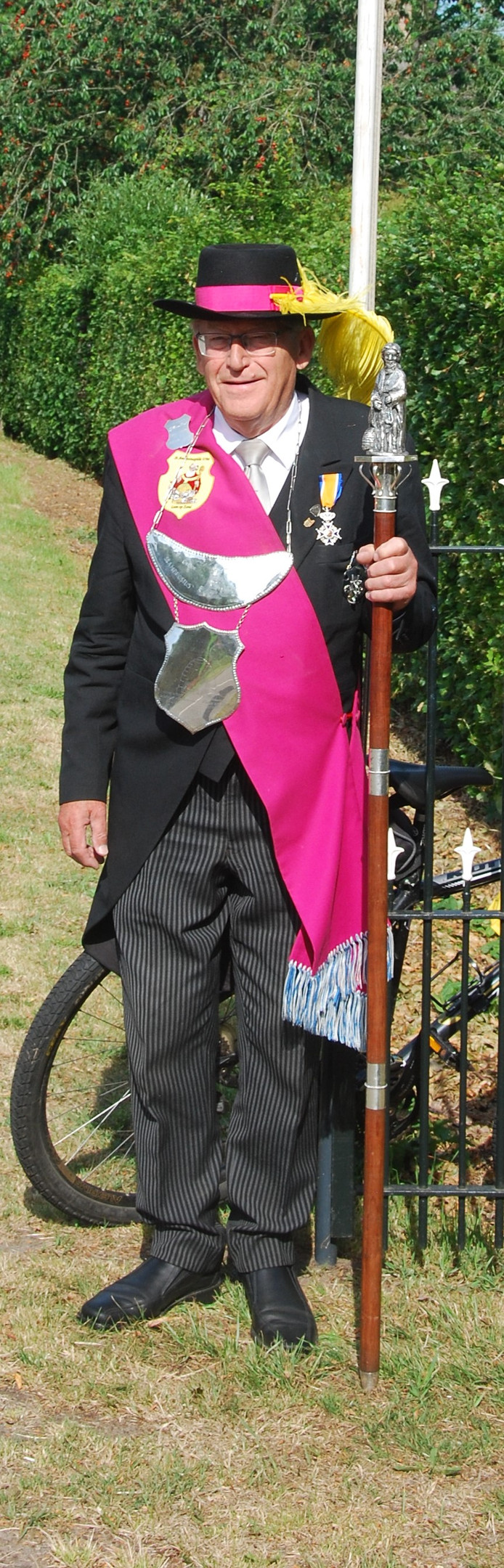 Hoofdman Jan van Riel