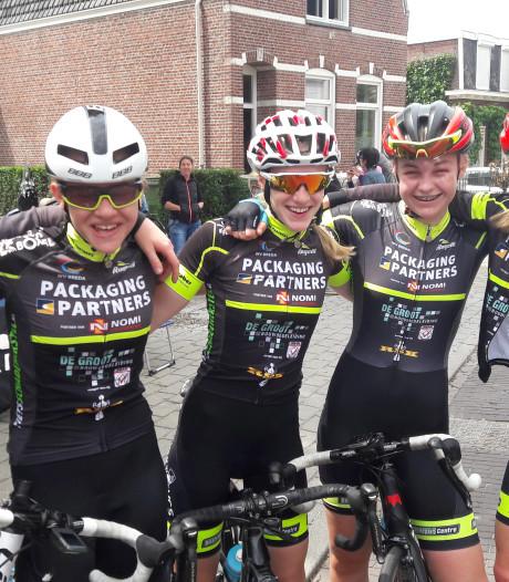 Denise Mertens maakt op regiokampioenschap het karwei af voor WV Breda