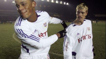 Zes dingen die u moet weten over Kompany's carrière bij Anderlecht
