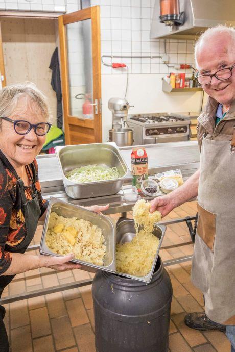 Zuurkool uit Kamperland is hartstikke gezond: 'Een soort Yakult, maar dan met Nederlandse groente'