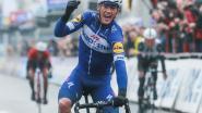 """Yves Lampaert na overwinning in Dwars door Vlaanderen: """"Machtig, ik ben zo content"""""""