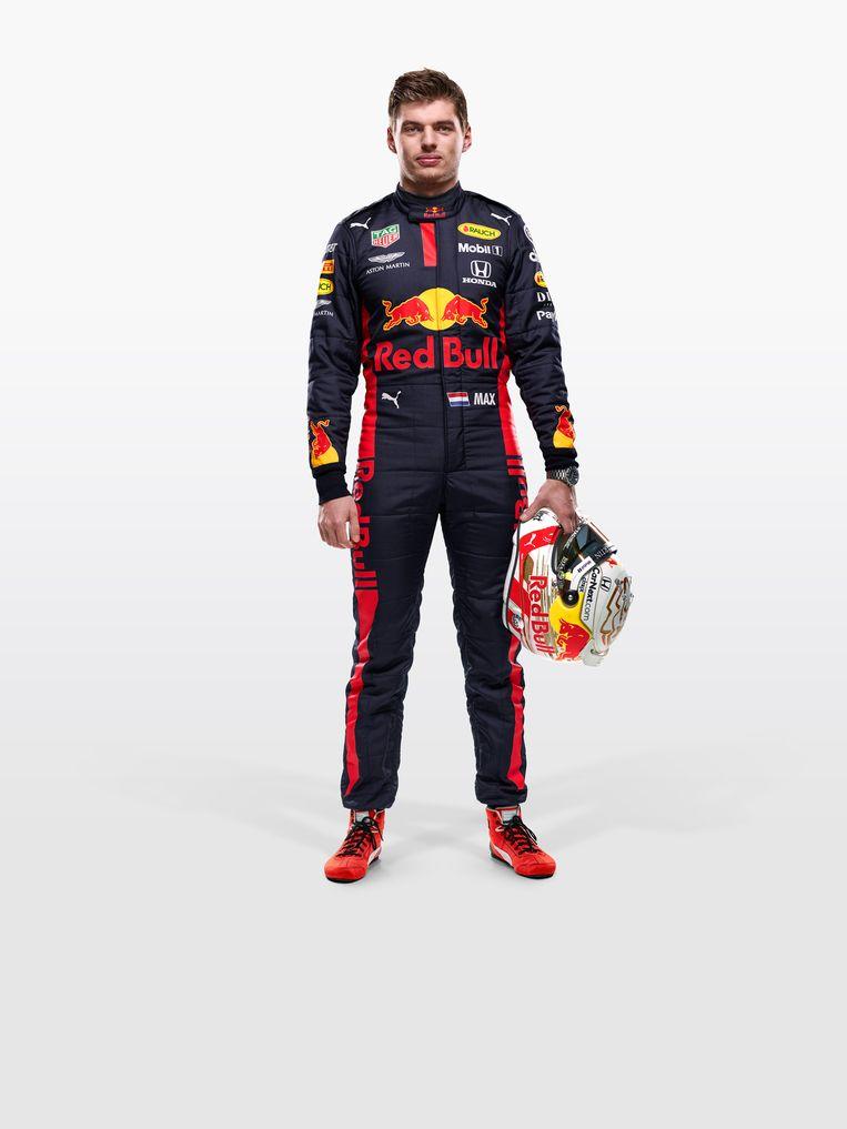 Max Verstappen  Beeld Dustin Snipes/Red Bull Content Pool
