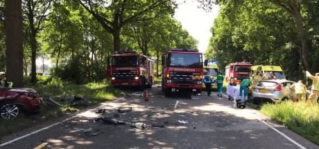 Geen verwijt voor zwaar ongeluk op N270 in Deurne
