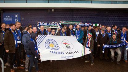 """""""Leicester neemt het hier over"""""""