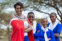 Nice Leng'ete woont regelmatig de alternatieve bijsnijdenisceremonies bij in haar Masai-gemeenschap.