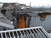 Une défaillance électrique à l'origine de l'incendie à Bozar