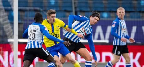 Samenvatting | Vijf tegentreffers en een rode kaart voor FC Eindhoven tegen Cambuur