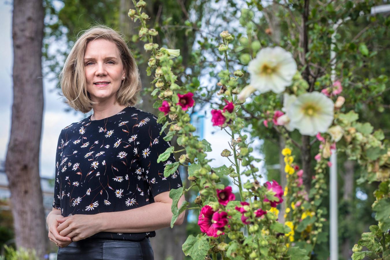 Flora van den Berg was voorzitter van Groep de Mos vanaf mei 2018. Ze bleef slechts tien maanden aan: 'Het was trekken aan een dood paard'.
