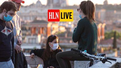 LIVE. Verdere opening lager onderwijs pas op 5 juni - Meer dan 100.000 sterfgevallen in de VS - Aantal doden en besmettingen in Italië harder gestegen