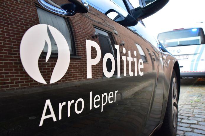De politie van de zone Arro Ieper deed heel wat controles