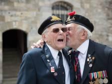 Operatie Market Garden veteraan Denys Hunter (95) overleden