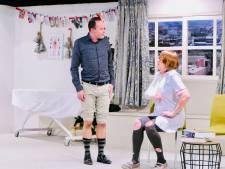 Glansrol voor Nico Vermeulen bij komedie De Miksers in Haarsteeg