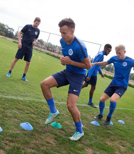 Dusink verruilt Jong De Graafschap voor FC Lienden
