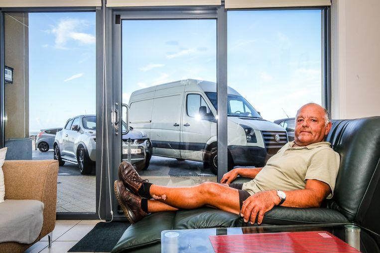 Jos Pilaet ziet na 15 jaar de plaats voor zijn appartement opnieuw parking worden.