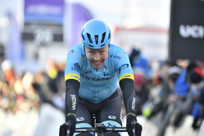 Michael Valgren wint de Omloop