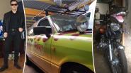 Vlaamse vrienden rijden in thema 'Jurassic Park' naar Hongarije in Budapest Rally. De hoofdprijs? Een Oost-Duitse Trabant