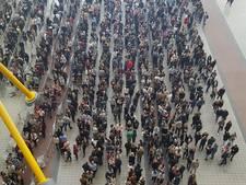 Britten trots op keurige wachtrij bij concert Ed Sheeran