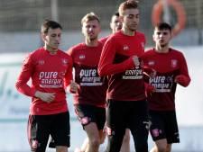 De Spaanse armada van FC Twente komt thuis aan de Costa del Sol
