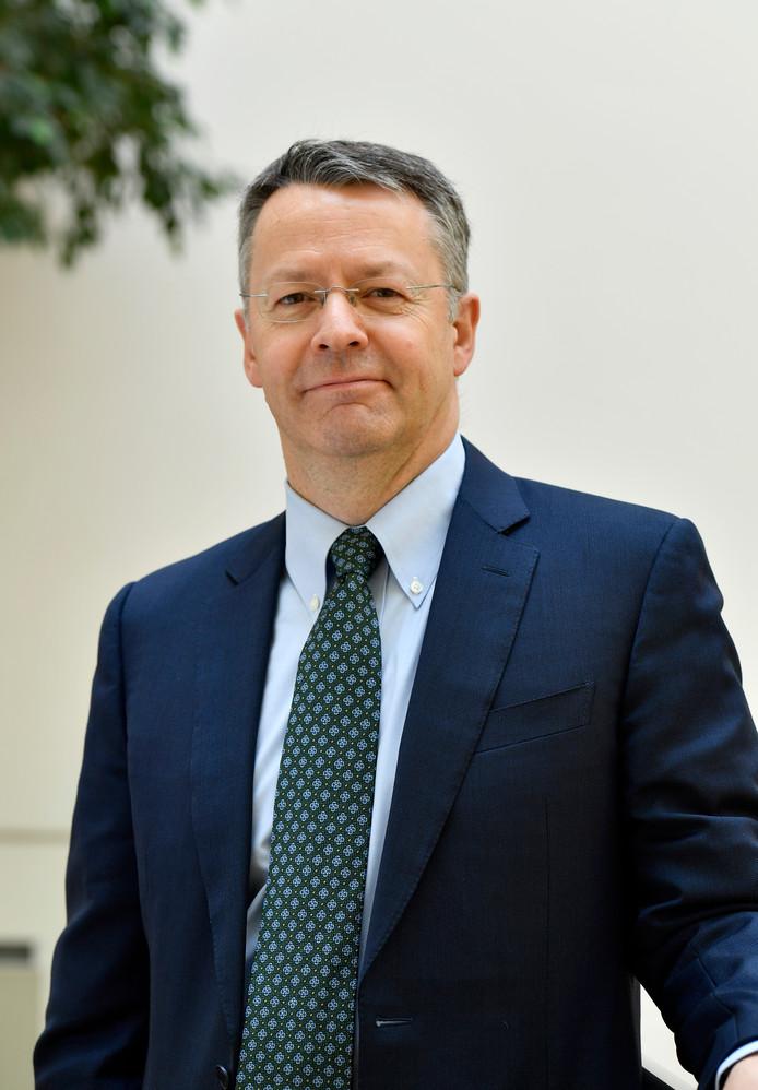 Thierry Vanlancker Volgt Büchner op
