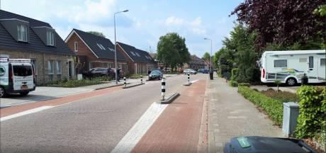 Aanwonenden willen liever geen drempels in Schoolstraat Rosmalen