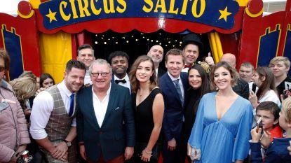 Ontslagen 'Buurtpolitie'-acteurs nemen afscheid van hun publiek