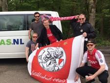 Deze vijf Ajax-fans zijn al zeker van hun plekje in de Europese finale