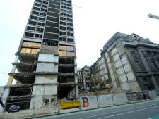 Materiaaldieven slaan slag in bouwwerf Antwerp Tower tijdens verlengd weekend
