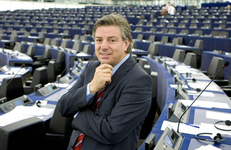Europarlemtariër Manders op een foto uit 2009. Beeld null