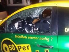 Driewieltaxi valt ten prooi aan vandalen: 'Drie jongens met capuchons renden weg'