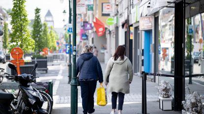"""Handelaars Bergstraat openen opnieuw hun zaak na verplichte sluiting: """"Niet echt drukker dan anders"""""""