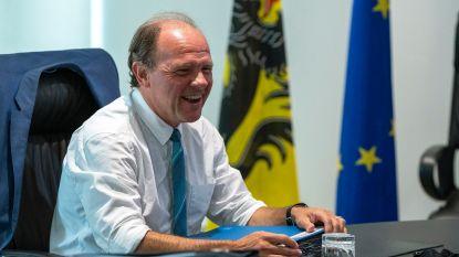 Philippe Muyters past na tien jaar voor nieuwe ministerpost