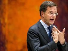 Felle oppositie dient motie van afkeuring in tegen Rutte