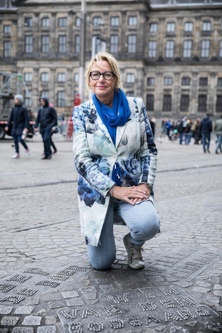Ludmilla van Santen. Beeld Marlena Waldthausen