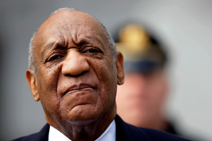 Cosby riskeert een celstraf tot dertig jaar.